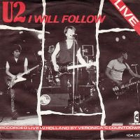 Cover U2 - I Will Follow (Live)