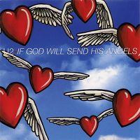 Cover U2 - If God Will Send His Angels