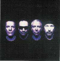 Cover U2 - I'll Go Crazy If I Don't Go Crazy Tonight