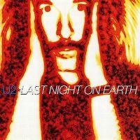 Cover U2 - Last Night On Earth
