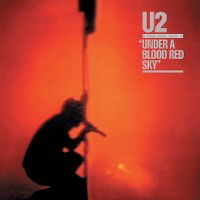 "Cover U2 - Live At Red Rocks ""Under A Blood Red Sky"""