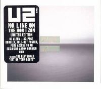 Cover U2 - No Line On The Horizon