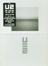 Cover U2 - No Line On The Horizon
