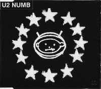 Cover U2 - Numb