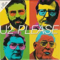 Cover U2 - Please