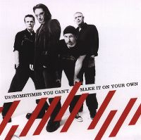 Cover U2 - Sometimes You Can't Make It On Your Own