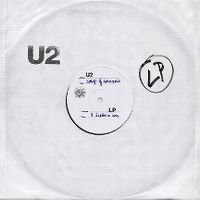 Cover U2 - Songs Of Innocence