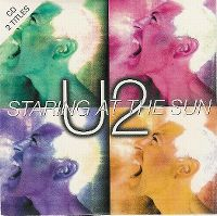 Cover U2 - Staring At The Sun