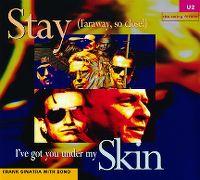 Cover U2 - Stay (Faraway, So Close!)