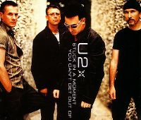Cover U2 - Stuck In A Moment You Can't Get Out Of