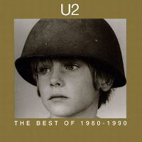 Cover U2 - The Best Of 1980-1990