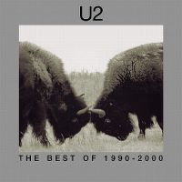 Cover U2 - The Best Of 1990-2000