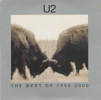 Cover U2 - The Best Of 1990 - 2000