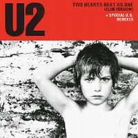 Cover U2 - Two Hearts Beat As One