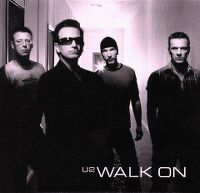 Cover U2 - Walk On