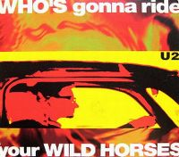 Cover U2 - Who's Gonna Ride Your Wild Horses