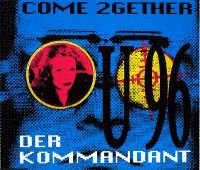 Cover U 96 - Der Kommandant