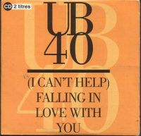 Cover UB40 - (I Can't Help) Falling In Love With You