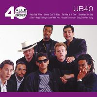 Cover UB40 - Alle 40 goed