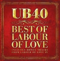 Cover UB40 - Best Of Labour Of Love
