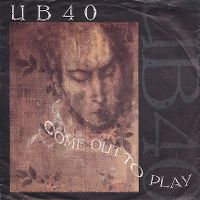 Cover UB40 - Come Out To Play