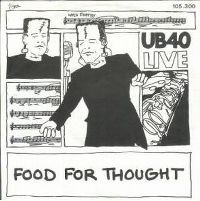 Cover UB40 - Food For Thought (Live)