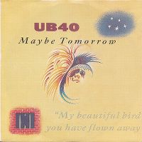 Cover UB40 - Maybe Tomorrow