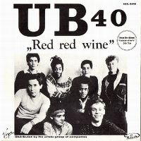 Cover UB40 - Red Red Wine