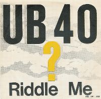 Cover UB40 - Riddle Me