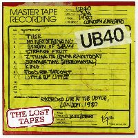 Cover UB40 - The Lost Tapes