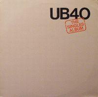 Cover UB40 - The Singles Album