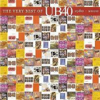 Cover UB40 - The Very Best Of UB40 1980-2000