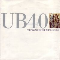 Cover UB40 - The Way You Do The Things You Do