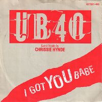 Cover UB40 & Chrissie Hynde - I Got You Babe