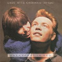 Cover UB40 With Chrissie Hynde - Breakfast In Bed