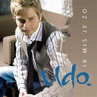 Cover Udo - Ik mis je zo