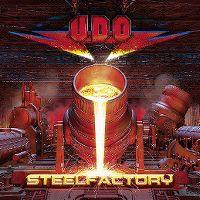 Cover U.D.O. - Steelfactory