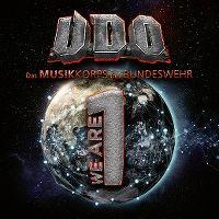 Cover U.D.O. / Das Musikkorps der Bundeswehr - We Are One