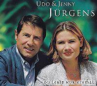 Cover Udo & Jenny Jürgens - Du lebst nur einmal