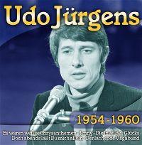 Cover Udo Jürgens - 1954-1960