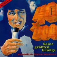 Cover Udo Jürgens - 40 x Udo - Seine grössten Erfolge