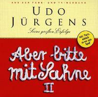 Cover Udo Jürgens - Aber bitte mit Sahne II