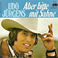 Cover Udo Jürgens - Aber bitte mit Sahne