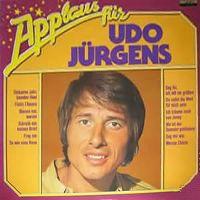 Cover Udo Jürgens - Applaus für Udo Jürgens