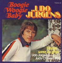 Cover Udo Jürgens - Boogie Woogie Baby