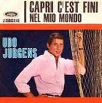 Cover Udo Jürgens - Capri c'est fini