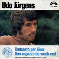 Cover Udo Jürgens - Concerto per Elisa