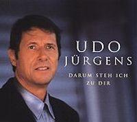 Cover Udo Jürgens - Darum steh ich zu Dir