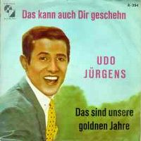 Cover Udo Jürgens - Das kann auch dir geschehn