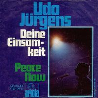 Cover Udo Jürgens - Deine Einsamkeit